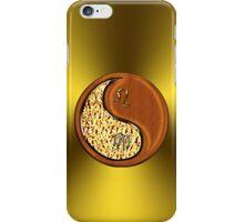 Leo & Rabbit Yin Wood iPhone Case/Skin