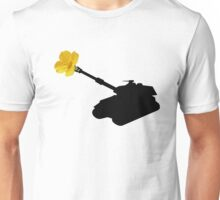 Tanks 4 the Flowers Unisex T-Shirt