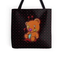 Teddy Gore Tote Bag