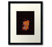 Teddy Gore Framed Print