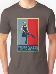 Yes we Can-Can T-Shirt