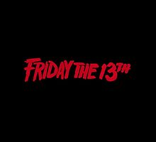 Friday the 13th by jasonvoorhees