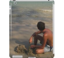 Sandcastle Dreaming iPad Case/Skin