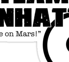 Team Manhattan Sticker