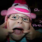 It's Your Birthday!  Go Ape! by Darlene Lankford Honeycutt