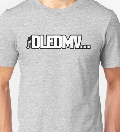 DLEDMV - Here's the Gas Pump Unisex T-Shirt