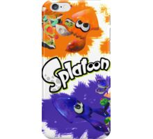 Splatoon's Inkling iPhone Case/Skin