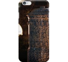 Evening Relaxation iPhone Case/Skin