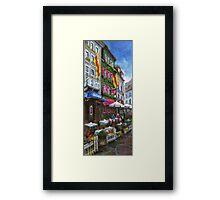 Germany Baden-Baden 06 Framed Print