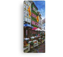 Germany Baden-Baden 06 Canvas Print