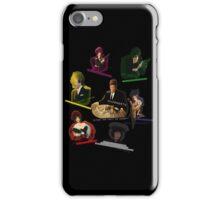 Clue Movie iPhone Case/Skin