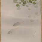 Fishes by Watanabe Seitei by Adam Asar