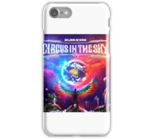 Bliss n Eso Circus In The Sky! iPhone Case/Skin