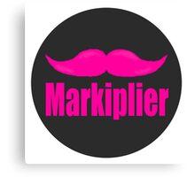 Markiplier's mustache Canvas Print