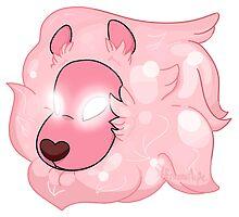 Pink Lion- Steven Universe by FrozenMaple