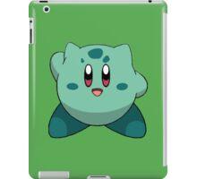 Bulbasaur Kirby iPad Case/Skin