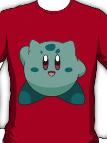 Bulbasaur Kirby T-Shirt