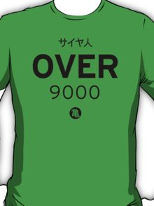 OVER 9000 T-Shirt