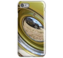 hub reflection iPhone Case/Skin