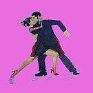 Dancing the tango  by MikeJory