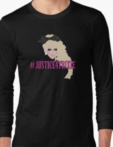 Justice For Trixie Long Sleeve T-Shirt