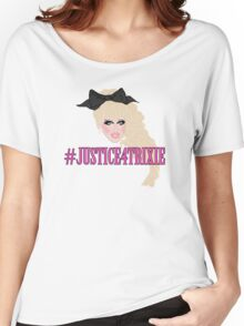 Justice For Trixie Women's Relaxed Fit T-Shirt
