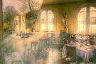 Franco's Restaurant by Nigel Bangert