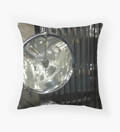 Headlight Throw Pillow