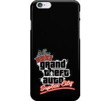 Grand Theft Auto XXX1 - Suplex City V02 iPhone Case/Skin