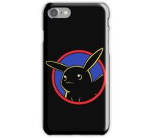 Pika Tracy iPhone Case/Skin
