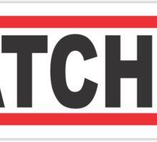 ratchet Sticker