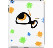 Splatoon Girl hiding iPad Case/Skin