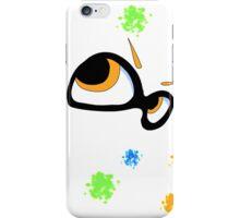 Splatoon Girl hiding iPhone Case/Skin