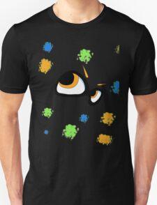 Splatoon Girl hiding T-Shirt