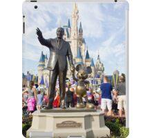 Walt and Mickey iPad Case/Skin