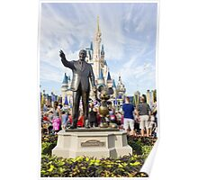 Walt and Mickey Poster