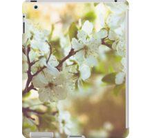Cherry blossom tree retro iPad Case/Skin
