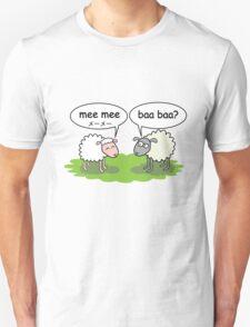 Lost In Translation: baa T-Shirt