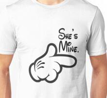 she is mine Unisex T-Shirt
