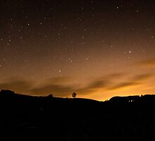 Sky at Night by mchalephoto