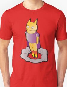Super Robot Kitty T-Shirt