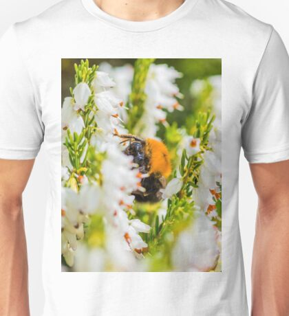 Tree Bumble Bee Unisex T-Shirt