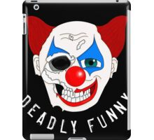 Deadly Funny iPad Case/Skin