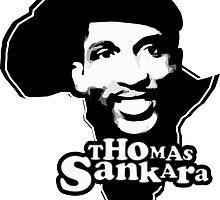 Thomas Sankara by davisma