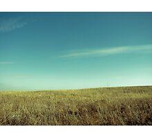 wisconsin sky Photographic Print