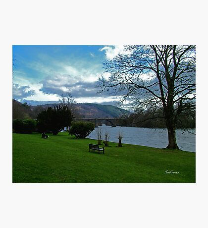Dunkeld View Photographic Print
