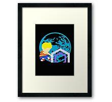Super Smash Bros Lucas Framed Print