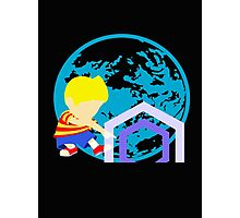 Super Smash Bros Lucas Photographic Print