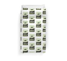 I Want to Believe Duvet Cover
