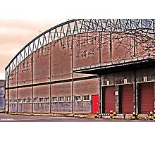 Warehouse Photographic Print